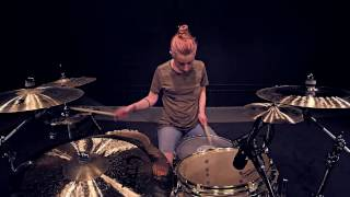 Download Video Lindsey Raye Ward - Louis The Child (ft. Evalyn) - Fire (Drum Cover) MP3 3GP MP4