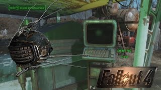 FALLOUT 4 Automatron: How To Set Up Eyebot Pods & Why They're Useful To Your Settlement!