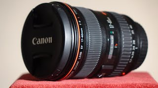 Unboxing the Canon 17-40mm f/4L USM Wide Angle Lens