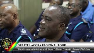 GRA is Central to Ghana's Prospects - President Akufo-Addo