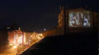 Проекционная реклама(Новейшее направление в области рекламы теперь и в Орле! Качественное изображение проецируется на стену..., 2012-05-13T07:14:27.000Z)