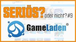 Seriös oder nicht? #9 - Gameladen.com: Ich kaufe live ein Spiel