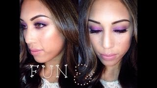 Fun & Glamorous Makeup Tutorial Thumbnail