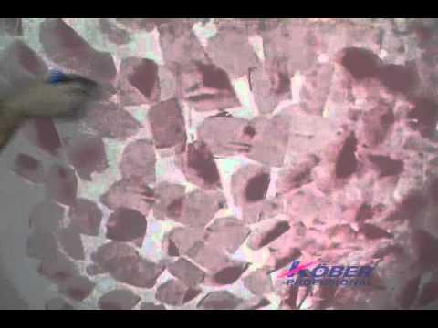 Sistem stucco veneziano kober profesional youtube for Stucco veneziano argento