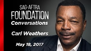 Conversations with Carl Weathers