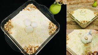 എളുപ്പത്തിൽ തയ്യാറാക്കാം ഒരു സിംപിൾ പുഡ്ഡിംഗ് || Raffaello creamy pudding || റാഫെല്ലോ പുഡ്ഡിംഗ്....
