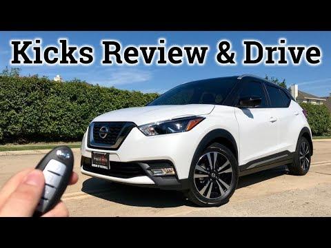 Full Review: 2018 Nissan Kicks SR