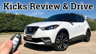 Full Review: 2018 Nissan Kicks Sr