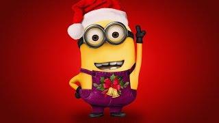 🎅 🎆 😊 Мультик ИГРА HD смотреть онлайн Новогоднее приключение Миньона Погоня за Санта Клаусом