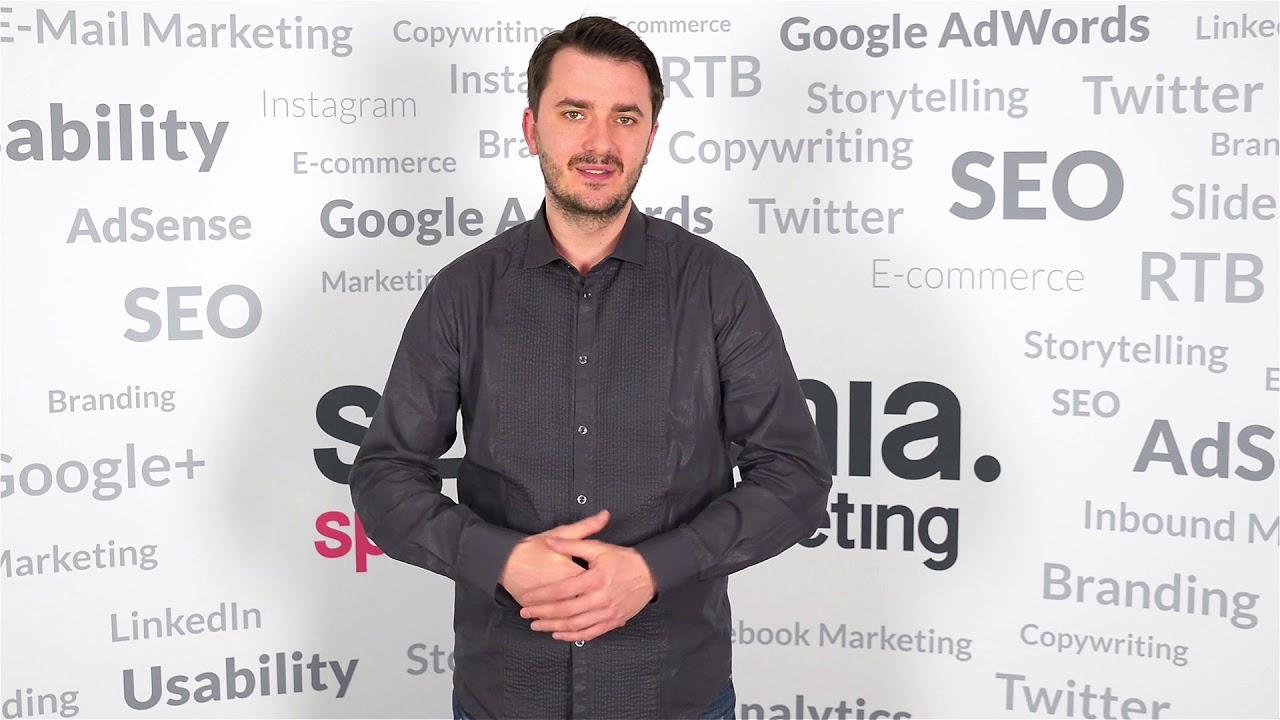 Szkolenie YouTube – Jakub Żołędzierski