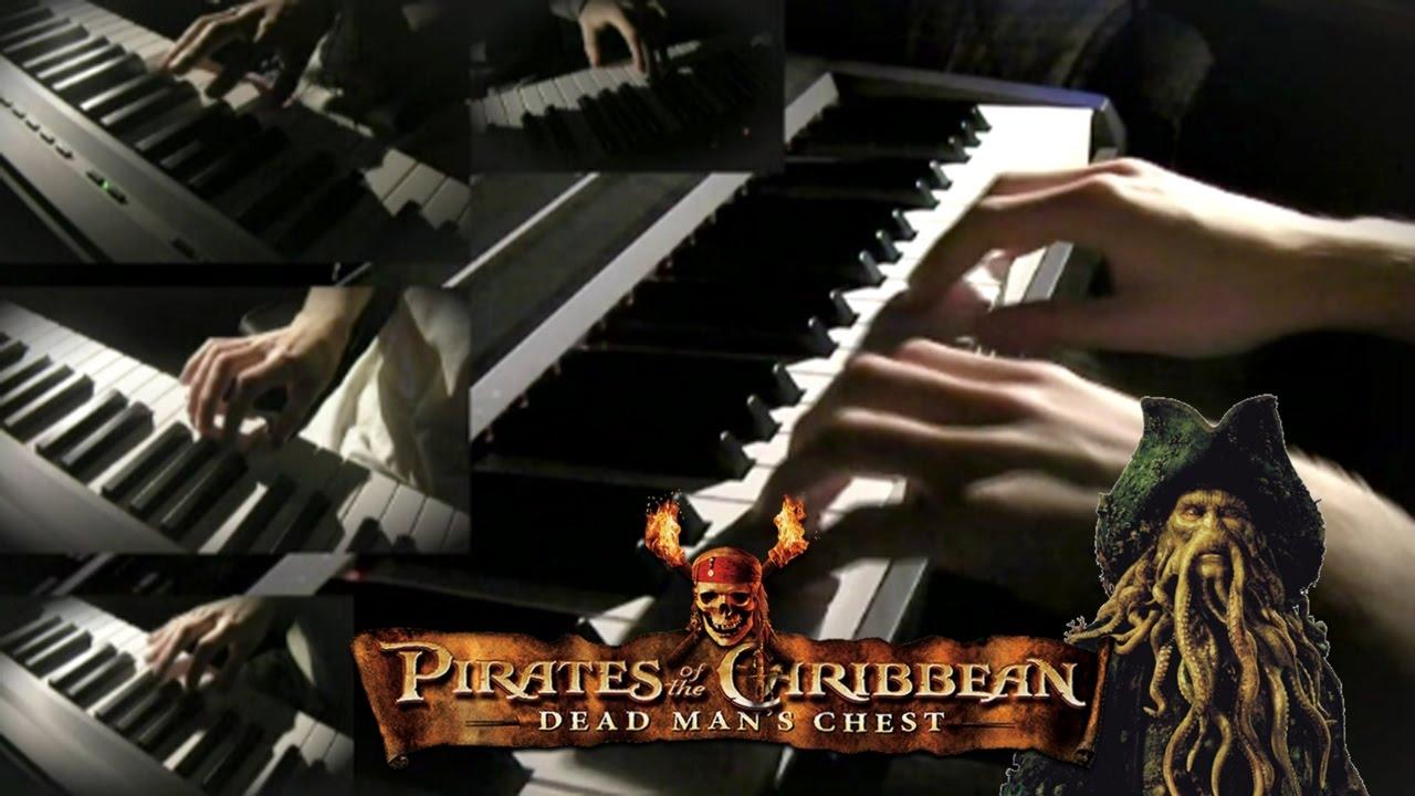 dead mans chest music box