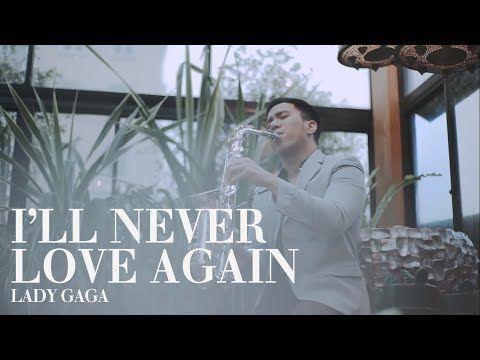 Never Love Again - Saxophone Cover by Desmond Amos