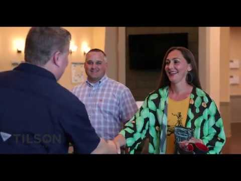 Tilson Home Customer Testimonial by