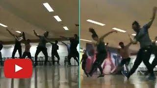 Katrina Kaif Aamir Khan LEAKED DANCE VIDEO From Thugs Of Hindostan