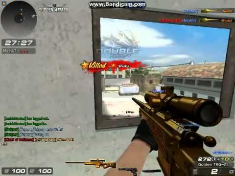 SuddenAttack SEA pro sniper