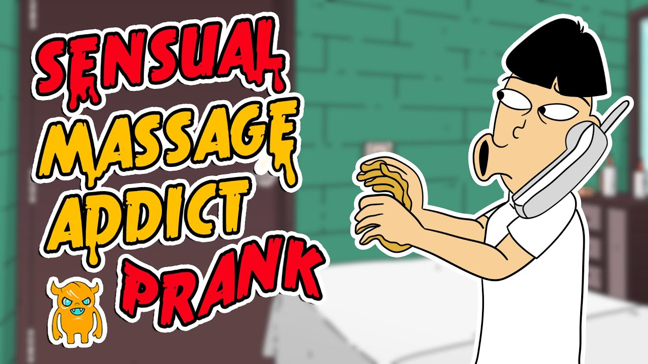 Crazy Sensual Massage Addict Prank (Buk's Milking) - Ownage Pranks