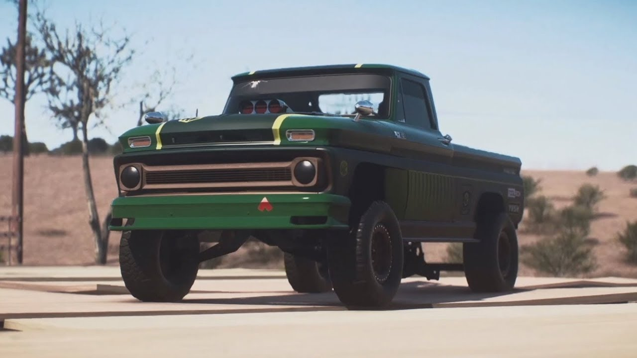 Need for Speed Payback   Derelict Chevrolet C10 Pickup All Parts     Need for Speed Payback   Derelict Chevrolet C10 Pickup All Parts Locations  Guide