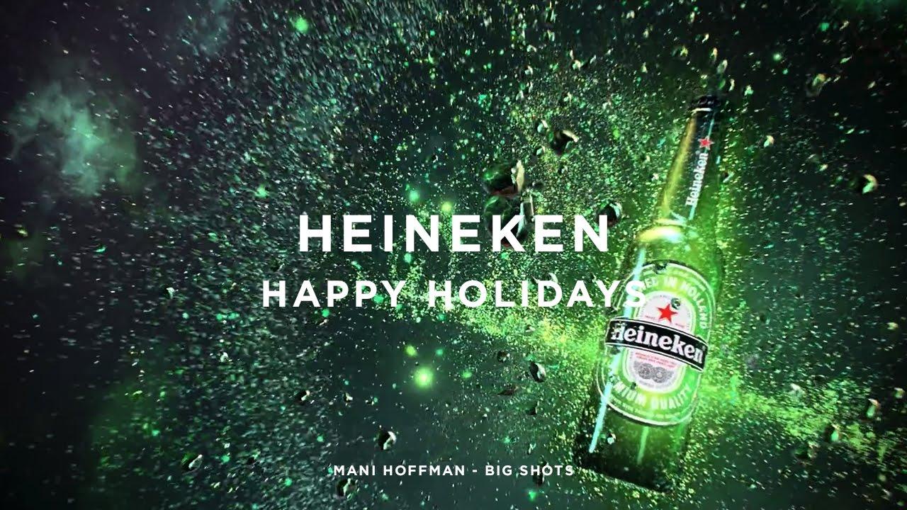 Creaminal Heineken Imagine Galaxy Happy Holidays US Version YouTube