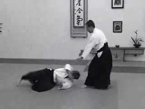 Aikido demo - Iwama style