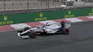 F1 2020 My Team Career Mode Race 5