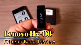Lenovo HX06 - Super budget friendly smart bracelet!