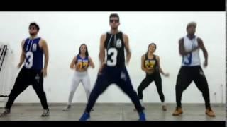 Mc Sapão-Vou desafiar vc Lançamento 2015 Coreografia Move dance Brasil