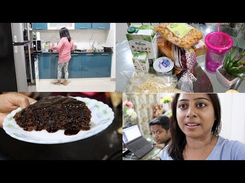 I'm so excited.....kuch mitha ho jay!!!!!! preparing chocolate cake