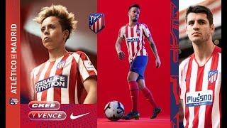 Atletico Madrid, presentata la divisa 2019/2020 | Calcio e Finanza