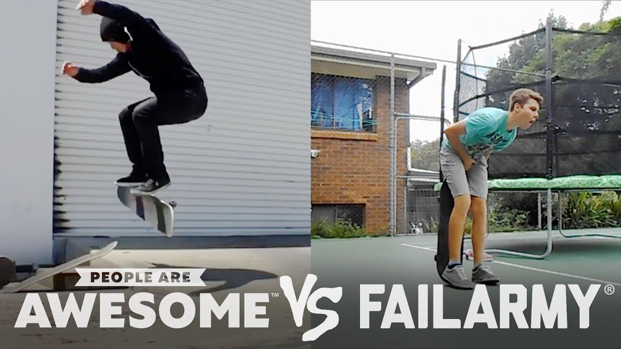 FailArmy Presents: Individuals Are Superior: Fails VS. Wins #1