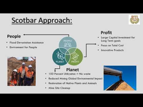Case 2 Team 5 - CMU Scotbar Mining Case Study