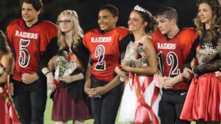 MIDDLE SCHOOL FOOTBALL: Coffee County vs. North - Homecoming (9-13-16)