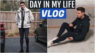 Gambar cover A Full Day In My Life | Josh Sullivan (Gym, Diet & Photoshoot) #17
