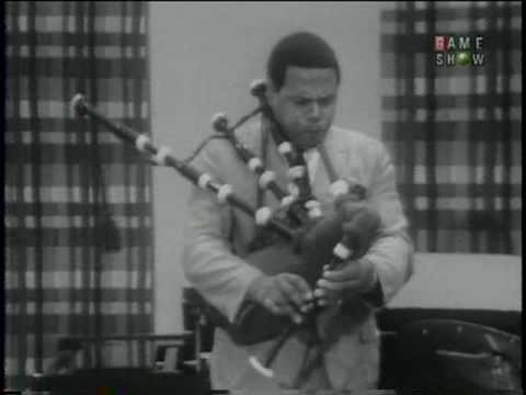 "Jazz Musician Rufus Harley on ""I've Got a Secret"" (October 17, 1966)"