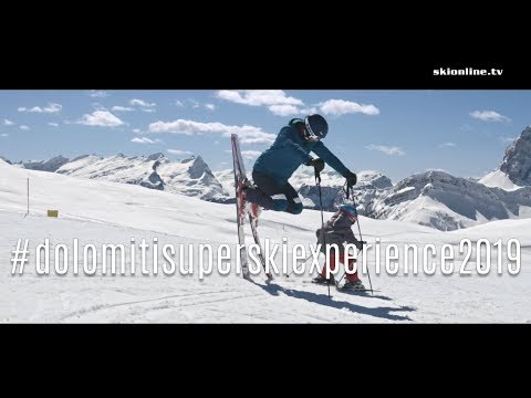 Dolomiti Superski Experience2019 zaproszenie (Vlog #005)