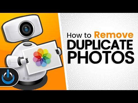 How To Remove Duplicate Photos - Mac