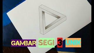 Video Cara Menggambar Ilusi Optik Segi Tiga 3D Yang Unik download MP3, 3GP, MP4, WEBM, AVI, FLV September 2018