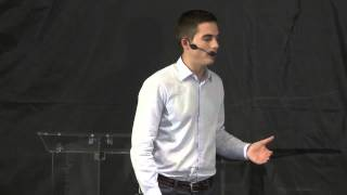 Smart grids - cyber-security challenges of the future: Elyoenai Egozcue at TEDxBasqueCountry 2013
