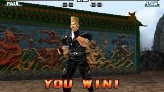 Tekken 3 PSX Longplay [063]