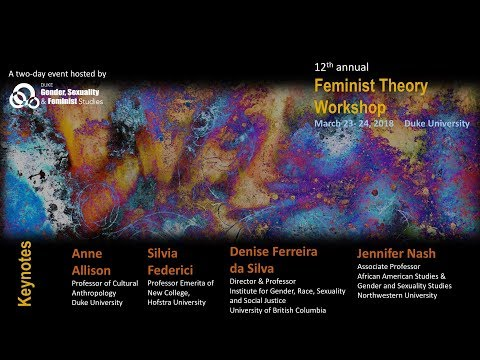Feminist Theory Workshop Day 2
