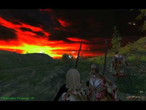 Thumbnail: Lord of the ring mod for mount and blade