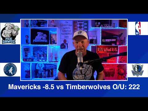 Dallas Mavericks vs Minnesota Timberwolves 2/8/21 Free NBA Pick and Prediction NBA Betting Tips