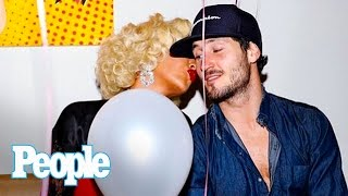 DWTS: Amber Rose Hooking Up With Val Chmerkovskiy? He Responds   People NOW   People