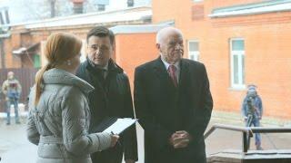 Губернатор открыл новый сосудистый центр в городском округе Домодедово(, 2015-11-26T09:04:00.000Z)