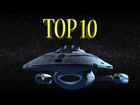 [Buron TV] [TOP] - Star Trek Voyager TOP 10 серий.