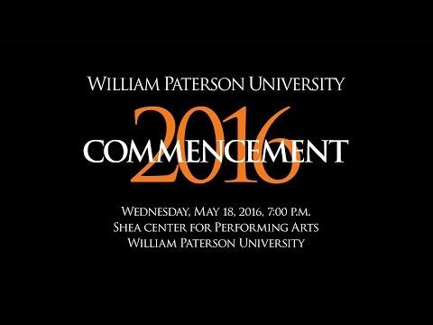 WP Graduate Commencement Ceremony