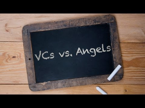 Angel Investors VS. Venture Capitalists - Ask Jay