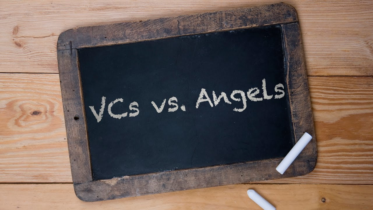 Image result for The Difference between Venture Capital and Angel Investments