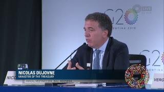 Press Conference: G-20 Presidency