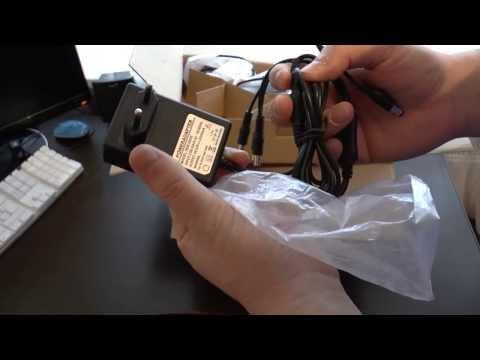 Обзор FLOUREON 8CH H.264 DVR Recorder + 4 X Outdoor Camera