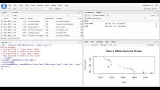 AP Statistics | RStudio Scatterplots, Correlatie, LSRL, de Resterende Percelen